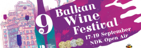 9-ти Балкански Винен Фестивал