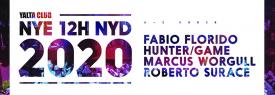 YALTA CLUB: NYE 2020 NYD