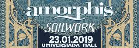 AMORPHIS + SOILWORK