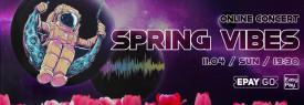 SPRING VIBES online concert