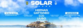 SOLAR ISLAND x HERNAN CATTANEO
