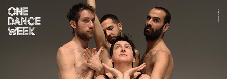 ONE DANCE WEEK: Силвия Грибауди (Италия) ГРАЦИИ