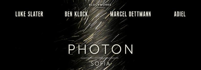 Klockworks x Metropolis present Photon Sofia