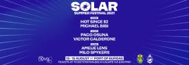 SOLAR SUMMER FESTIVAL 2021