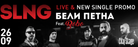 SLNG Live & New Single Promo