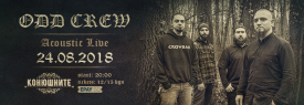 "Odd Crew Unplugged @ Бар ""Конюшните"", Пловдив"
