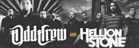 Odd Crew & Hellion Stone BG Tour 2019