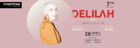 DELILAH - Sofia Live Club | 28.04