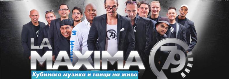 La Maxima 79 - Live Concert & Party vol.2