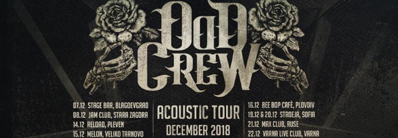 Odd Crew Acoustic Tour - December 2018