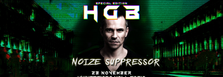 HGB Special Edition w/ Noize Suppressor