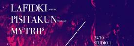 Alarma Punk Jazz Fest Day II: LAFIDKI [Cambodia] + PISITAKUN [Thailand] + MYTRIP