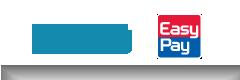 Лого на ePay.bg и easypay.bg